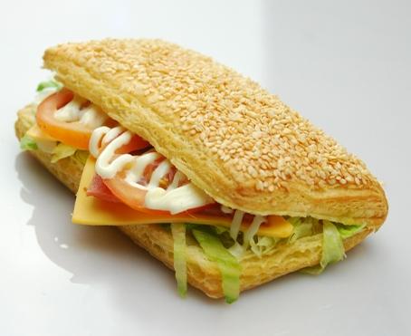 良晟乳酪燒餅